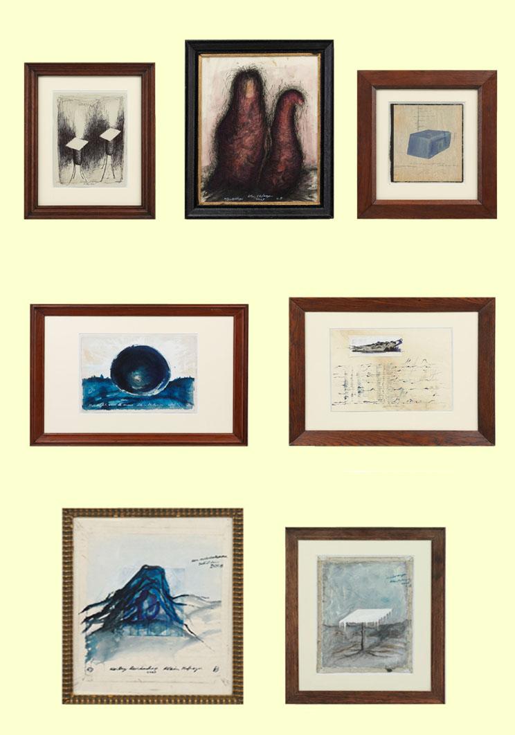 Collectie Galerie WOLSELEY FINE ARTS
