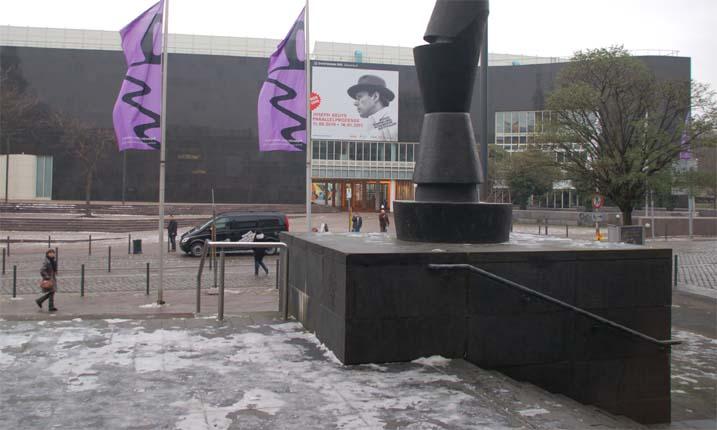 Beuys, K 20, Dusseldorf