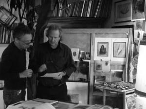 2016 frank en hans studio bw zw site